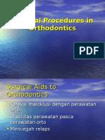 Surgical Procedures in Orthodontics