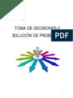 Toma de Decisiones 2014