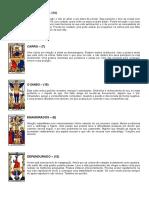 Tarot - Significado Dos Arcanos