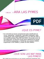 Niff Para Las Pymes