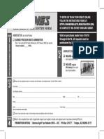 Barnes Tax Rebate Form