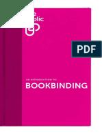 DIY No3 Bookbinding Spreads