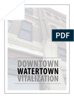 Downtown Watertown Vitalization - Exec Summary & Supplement -16-3-18.pdf