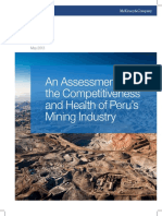 Competitiveness and Health of the Peruvian Mining Sector-Vf