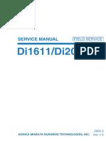Konica Minolta Di1611-2011 Field Service Manual.pdf