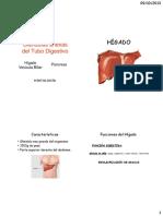 3 Higado-Pancreas y Vesicula Biliar