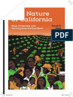 The Nature of California - Race, Citizenship, and Farming since the Dust Bowl