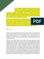 DSR vs AODV