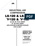 LS120-160 & V-120 -160 E03 O&P Manual 02250146-044