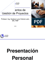 1 Fundamentos PMI