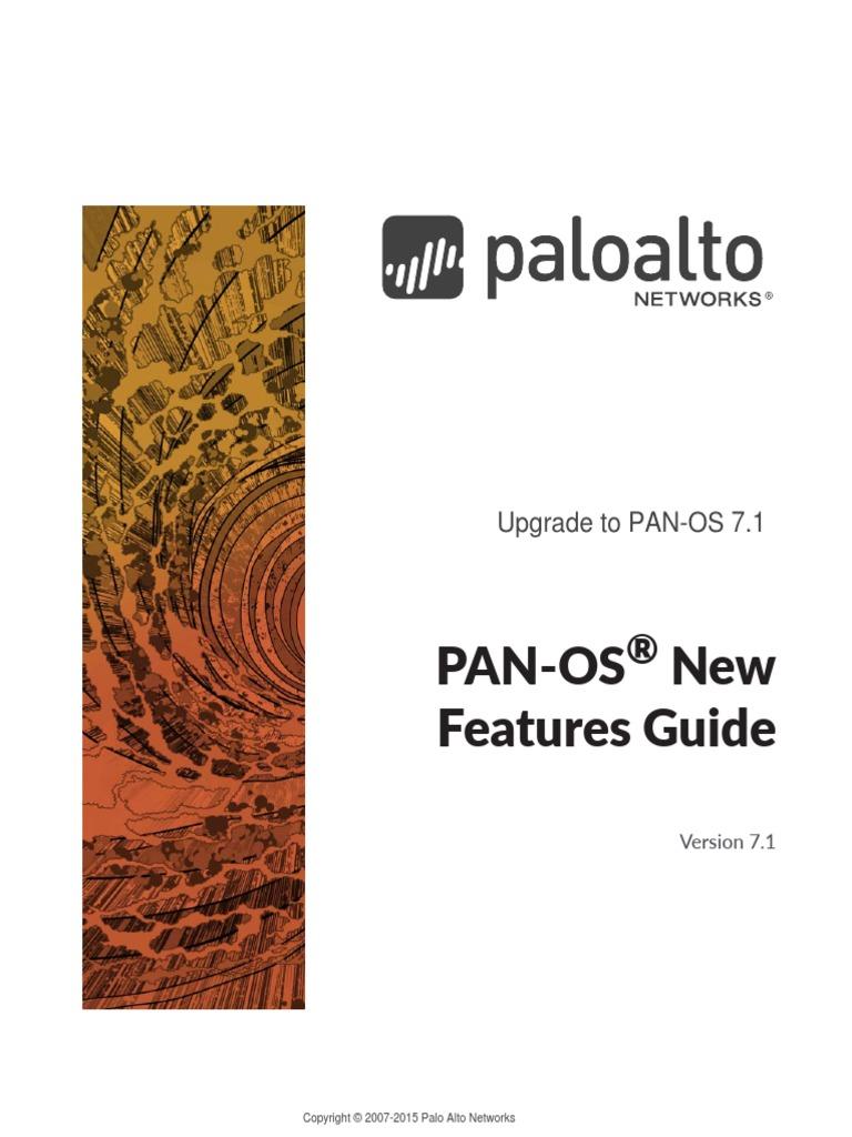 Panos   Ip Address   Booting