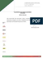 Co n 373 Rectificado- Calendário Provas Nacionais Futsal - 2014-2015