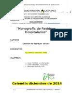 Monografia de residuos hospitalarios 2015.docx