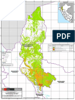 Cambio de Cobertura Boscosa Amazonas 2000 2009