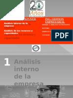 Unidad 3 Analisis Interno