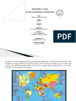 Apagones electricos a nivel mundial