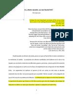 La Inflacion y El IVA Por Juan Lara