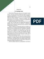 Eco Umberto L'Analogia Entis