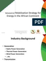 NEPAD-OECD Presentation, Johannesburg Nov 2009