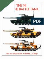 Vanguard 41 - The M1 Abrams Battle Tank