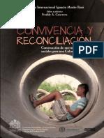 Convivencia y Reconciliación