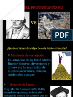 Origen Del Protestantismo