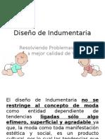Diseño de Indumentaria para bebes