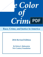 Color of Crime 2016