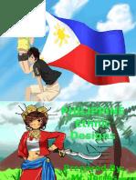 Philippine Ethnic Designs