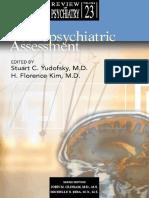 Neuropsychiatry Asseessment Yudovski