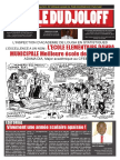 Journal Scolaire departemental Ecole du Djoloff Mars 2016