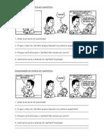 Interpretação de história em quadrinhos.doc