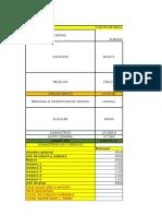 Cuenta Resultados Modelo HK SABOR CUBANO