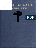 Arthur Drews - The Christ Myth