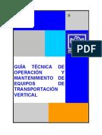 Guia  de operacion y mantenimiento de equipos de tranportacion vertical.pdf