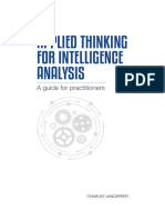 Intelligence manual 2