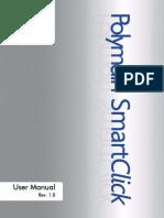 POLYMATH SmartClick - User Manual - Rev. 1.0