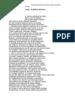 Tipologii Textuale- Cronica Literara