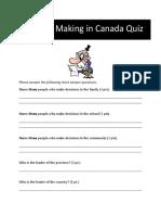 decision making in canada quiz - pdf
