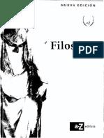 FILOSOFIA (Esa Búsqueda Reflexiva)
