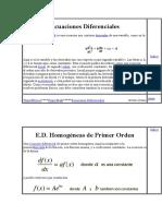 Ecuaciones Diferenciales 1