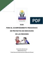 Guía de Acompañamiento Pedagogico Wilfredo Rimari