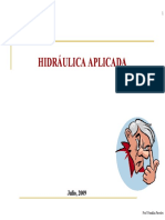 HIDRÁULICA APLICADA