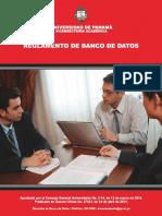VA-BD-Reglamento de Banco de Datos
