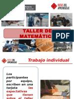 Enfoque de la matemática