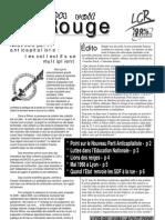 page 1 Lyon voit Rouge juin 08