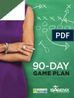 Isagenix 90 Day Game Plan Workbook Copy
