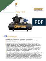 Catálogo CJ 60+ AP3V 425L - 15 HP - Chiaperini