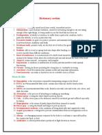 child development 19 dictionary