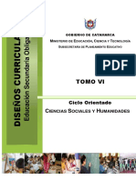 Tomo 06 - Cs Sociales y Humanidades - Gobierno de Catamarca